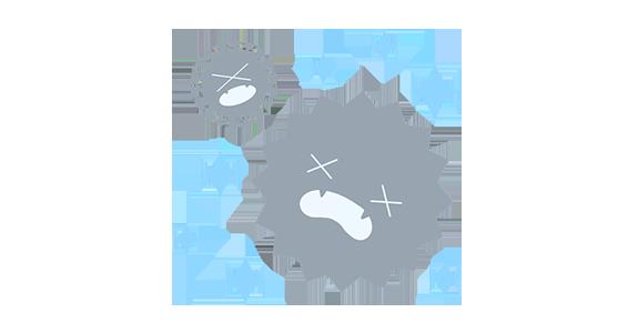 コロナウィルスにも効果的な、プラズマクラスター空気清浄機の設置