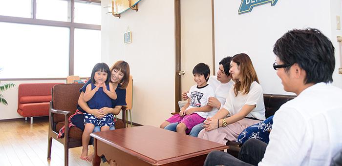 エルソルタウン沖縄の室内写真