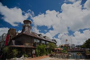 エルソルタウン沖縄の周辺スポット