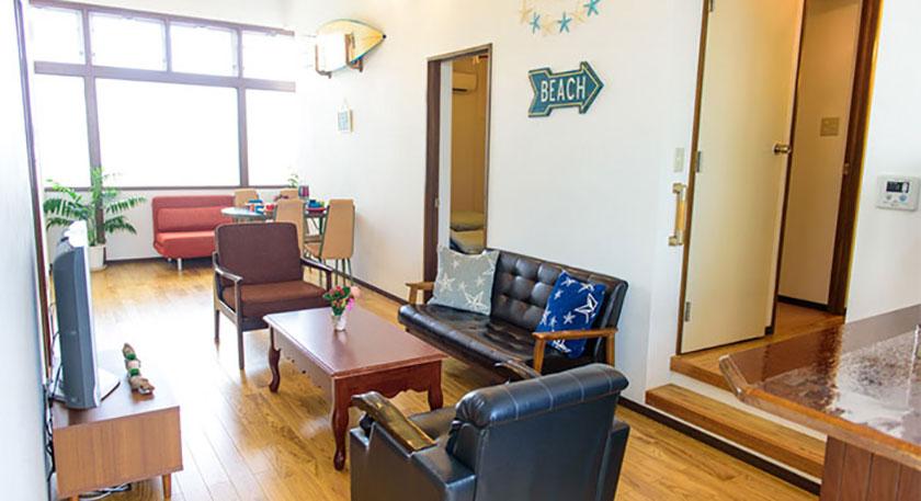Standard 3bed room
